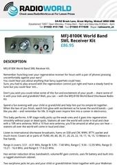 shortwave radio kit