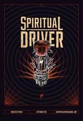 spiritual driver book dossier de presse