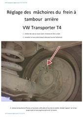 Fichier PDF vw transporter t4 reglage des frein a tambour