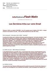 weplan on infomediaire newsletter