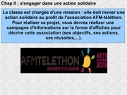 action solidaire telethon