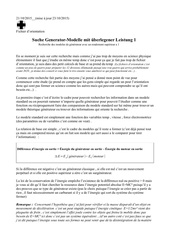 Fichier PDF generateur libre