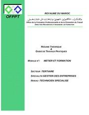 Fichier PDF module 01 marocetude com tsge metier et formation
