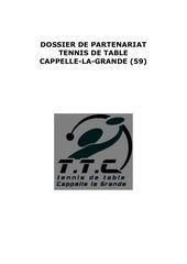 dossier de partenariat 2015 2016