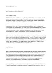 Fichier PDF souvenir de reve