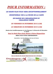affiche info challenge carpe novembre 2015