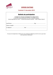 bulletin de participation 2