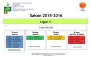 calendrier f l1 2015 2016 stades