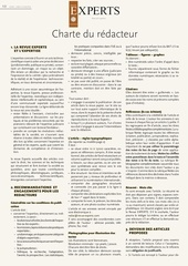 charte revue experts