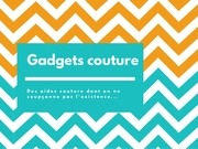 gadgets couture 1