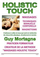 massages holistic touch tutti 2015