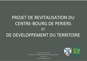 projet de revitalisation periers ccst