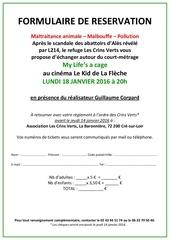 reservation soiree debat crins verts 18 01 2016
