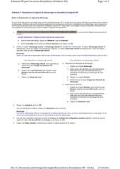 Fichier PDF solution