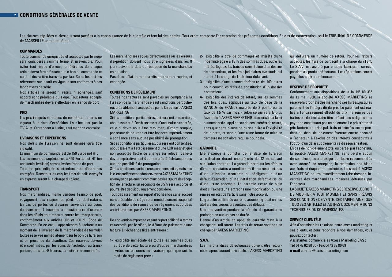 CatalogueAxess2014.pdf - page 2/56