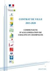contrat de ville cac 2015 2020