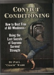 convict conditioning paul wade