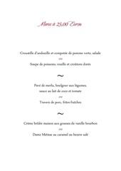 les 3 menus lesquisse 15 10 2015