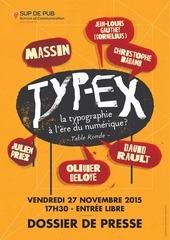 typex2015dossierpresse