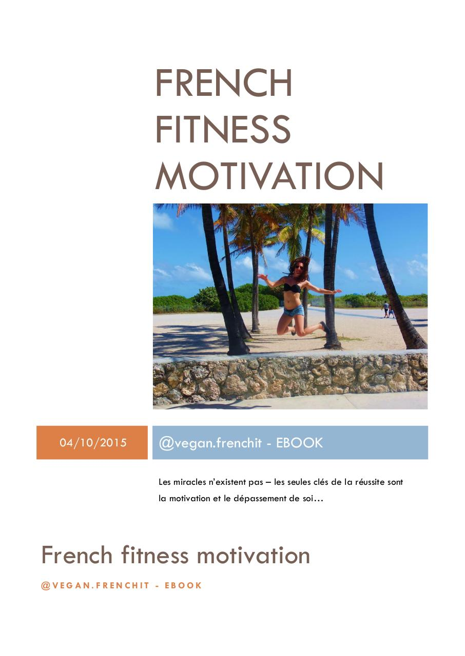 French fitness motivation par mline poulet ebook french fitness ebook french fitness motivationpdf page 141 fandeluxe Image collections