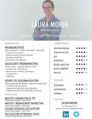 Fichier PDF cv lauramorin