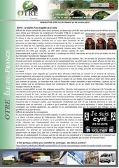 news otre idf 28 octobre 2015