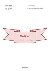 portfolio c cambou