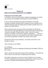 Fichier PDF pulsator 24