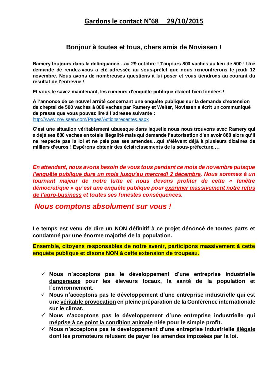 Aperçu du document 2015-10-20-Gardons le contact N°68.pdf - page 1/4