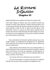 le royaume d oligon chapitre 6
