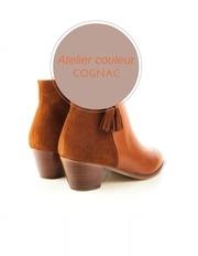 atelier couleurs cognac