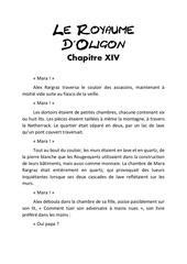 le royaume d oligon chapitre 14
