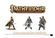 armement pathfinder