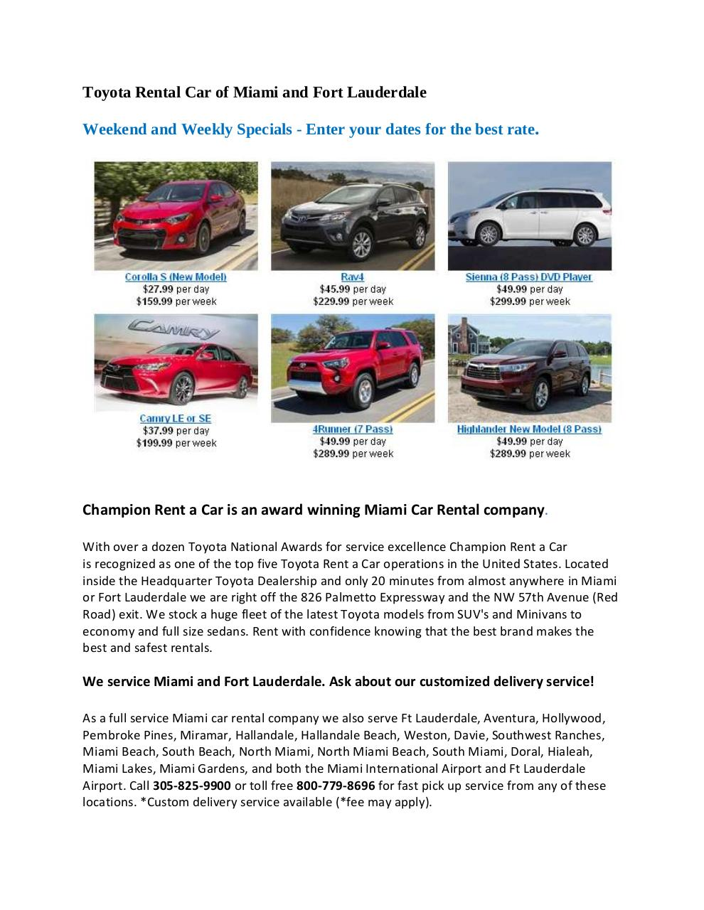 Car Rental Miami.pdf - page 3/4
