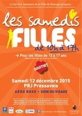 Fichier PDF flyer samedi filles pressavois