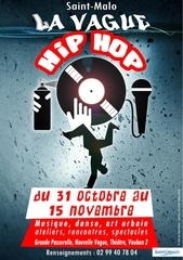 programme la vague hip hop 1