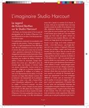l imaginaire studio harcourt