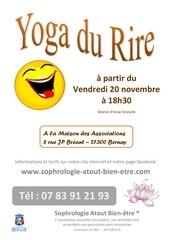 Fichier PDF affiche yoga du rire