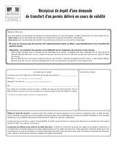 Demande de permis de construire et d 39 am par for Formulaire cerfa 13409