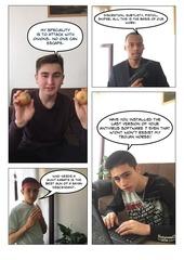 comic english 1