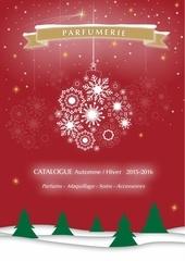 catalogue parfumerie automne hiver 2015 2016