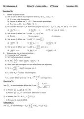 serie suites reelles bac sc exp