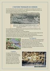 1 l histoire tronquee de vernon