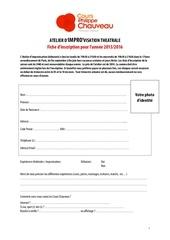 Fichier PDF atelier impro