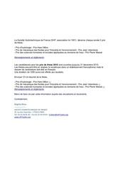 Fichier PDF appel a candidatures pour les prix 2016 de la shf