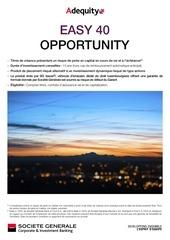 Fichier PDF brochure easy 40 opportunity