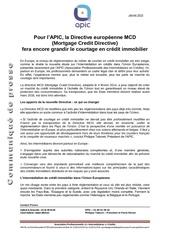 cpapicreglementationeuropeenne