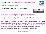 atome chap5proprietes periodiques