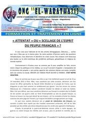 Fichier PDF attentat ou scellage de l esprit du peuple fran ais