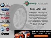 downeycarcarecenter com